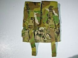 New Eagle Industries Multicam Double Mag 2x2 Pouch