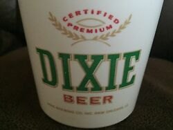 Vtg Old Dixie Beer New Orleans Mardi Gras 1978 78 Cup Throw Advertising Benson