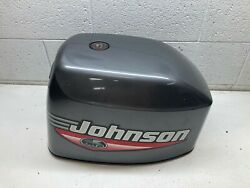Q1 Johnson Evinrude 1999 Top Cowl Hood Engine Cover 25 35 Hp 3 Cylinder 5000419
