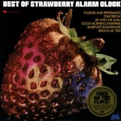 Strawberry Alarm Clock The Best of Vinyl LP Record Incense amp; Peppermints NEW