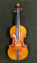 Good French Violin By Jerome Thibouville-lamy