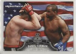 2012 Topps Ufc Bloodlines Country Flag /188 Daniel Cormier 14