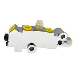 Disc/drum Classic Performance Brake Proportioning Valve Fits For Gm Chevy Pv2
