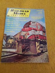 Railroad Model Craftsman And Model Railroader Magazines 1960, 1968, 1969 7 Issues