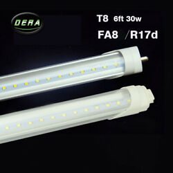 10x 30w Ac110v-277v 6and039 1800mm T8 Led Fluorescent Replacement Tubes Light Lamp