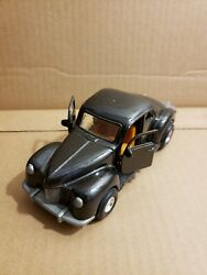Tootsie Toy 1940 Ford Coupe In Black 6 Long Tootsietoy