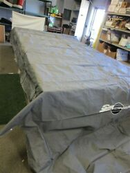 Tracker Party Barge Pb 22 Double Bimini Charcoal Cover 2007 31351-11 Marine Boat