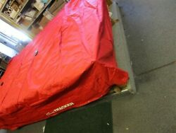 Tracker Party Barge Pb 18 Signature Red Cover 2014-2015 34906-22 Marine Boat