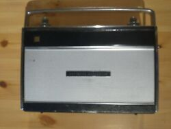 Rf-895l National Panasonic Radio Includes Manual Works Very Clean 5 D Batteries