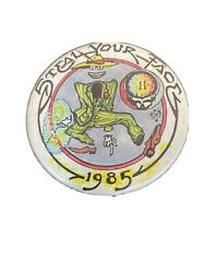 Steal Your Face 1985 Grateful Dead Vintage Pin Button Rare