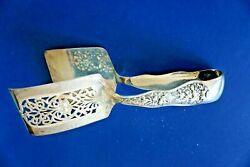 Olympian And Co. Sterling Silver Asparagus Tong