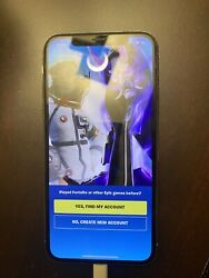 Iphone X 64gb Unlocked With Fortnite