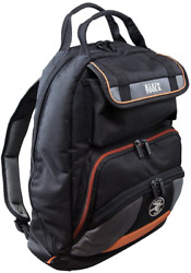 Heavy Duty Tool Bag Backpack Klein Tools 55475 Tradesman Pro Organizer Carrier $111.01