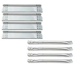 Gas Grill Burner And Heat Plates Replacement Parts Grill Master 720-0697 Nexgrill