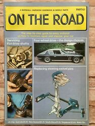 On The Road Magazine - Part 61 - 4wd Design Choices Fiat Drive Shafts Swivel P