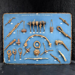 Promotional Rope Works Sailors Knot Display