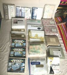 Lot Estate New Vintage Twin Bed Sheet Set Macy's Made In Usa Las Vegas Pick Up