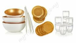 Tupperware Chic Dining 19 - Piece Serving Collection