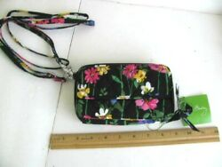 Vera Bradley All In One Crossbody For iPhone 6 Wildflower Garden NWT $27.00