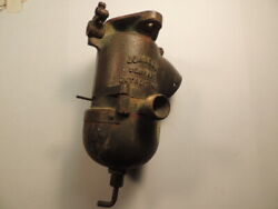 1910and039s 1920and039s Johnson Carburetor Reo Brass Era Vintage Antique