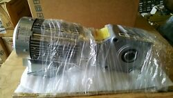 Sumitomo Rnyms1h-1420ya-25 Hollow Bore Right Angle Gearbox 251 Ratio 1.5 Hp