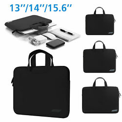 Large Laptop Bag Notebook Sleeve Case Cover For 13quot;14quot;15.6quot;Inch MacBook Air Pro $14.97
