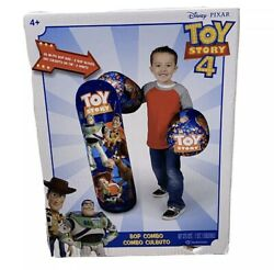 Hedstrom Toy Story 4, 36 Bop Bag And Gloves Combo Exercise Play Fun Coordination