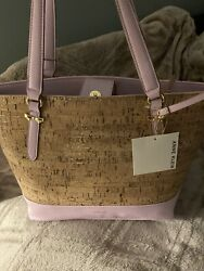 ANNE KLEIN PURSE TOTES PINK COLOR 100% AUTHENTIC NICE amp; CHEAP $50.00