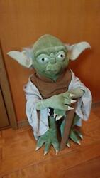 Star Wars Yoda Life Size Plush Pre-owned