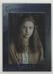 2018 Rittenhouse Game Of Thrones Season 7 Foil Gilly 40 1d3
