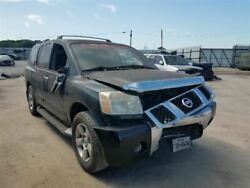Automatic Transmission 4wd Se With Package Big Tow Fits 04 Armada 348400
