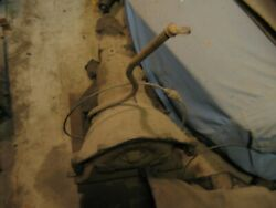 Andnbspchevy Chevrolet Turbo 350 Transmission Early 70s 9 Or 12 Tail Shaft