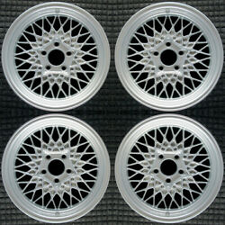 Ford Crown Victoria All Silver 16 Oem Wheel Set 1997 To 2002