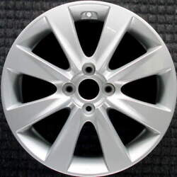 Hyundai Accent All Silver With Tpms 16 Inch Oem Wheel 2012 To 2014