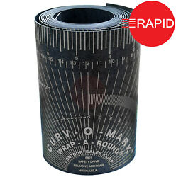 Pipe Wrap A Round Tool Jackson Safety Curv-o-mark For Welding And Pipe Fitting