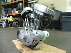 1998 Buell S3 Thunderbolt Sm381. Engine Motor For Parts