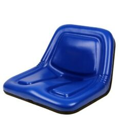 Blue Seat Fits Ford Lawn Mower Lawn And Garden Farm Compact Utility Tractors