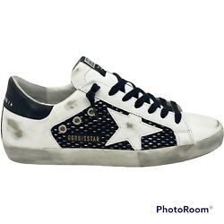 Golden Goose Superstar Double Quarter With List Shoes - [gmf00103.f000357.10283]