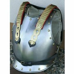 Medieval Knight Cuirass Of The French Cuirassiers, 19th Century Breastplate Gift