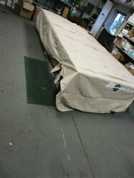 Tracker Party Barge Pb 18 Cover Sand / Tan 2007 31172-08 Marine Boat