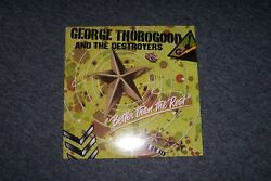 George Thorogood And The Destroyers Better Than The Rest Vinyl Record Lp Exc