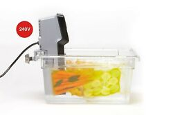 240v Chef Series Sous Vide Immersion Circulator Kit-18, Tank And Lid, Polyscience