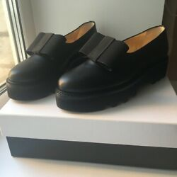 Shoes Walter Steiger 39eur Black Nwb Made In Italy