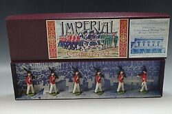 Imperial 65th Regiment Of Foot New Zealand Lead Toy Soldier Royal Figure Set 14