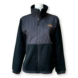 Nwt The Womenandrsquos Denali 2 Jacket Tnf Black With Gold Color Logo