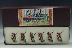 Imperial 1854 Black Watch New Zealand Lead Toy Soldier Royal Figure Set 74