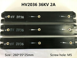 Hv2036 36kv 2a High Frequency Silicon Stack High Voltage Rectifier Diode