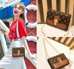 Women Fashion Handbags Shoulder Small Crossbody Bags Ladies Leather Purse Tote $15.00