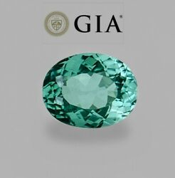 Natural 2.2 Cts Neon Green Paraiba Tourmaline From Mozambique