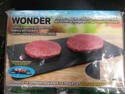 As Seen On Tv D-frost Wonder, Nonstick Food Defrosting Tray Opened Box